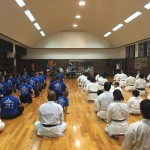 Okinawa Kenpo exchange