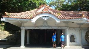 Hakugin-do temple