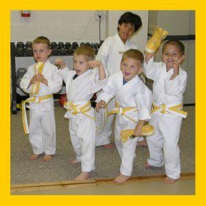 preschool karate