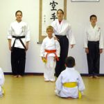 karate teaches self-discipline