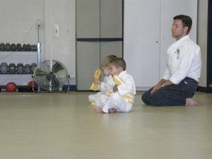 Self-Discipline through Kids Karate