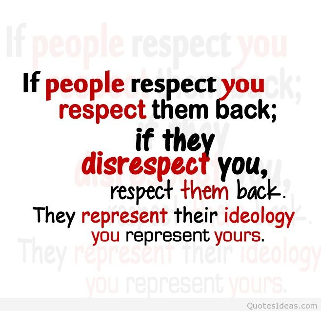 Quotes Related To Respect: RESPECT WITH EMMA - East Valley Martial Arts