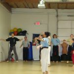 adults and kids karate