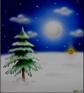 cold dark holidays