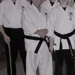 adult karate black belts