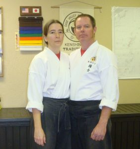 dojo instructors
