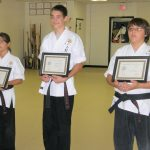 budoka name for junior black belts