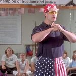 Rex Kwon Do demo video clip