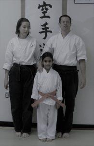 kids in karate