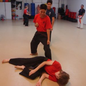 traditional karate builds fitness with perseverance