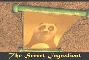Kung Fu Panda Secret Ingredient