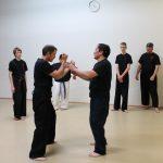 learning spatial awareness in karate