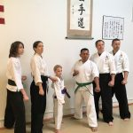 karate can be a path to physical fitness
