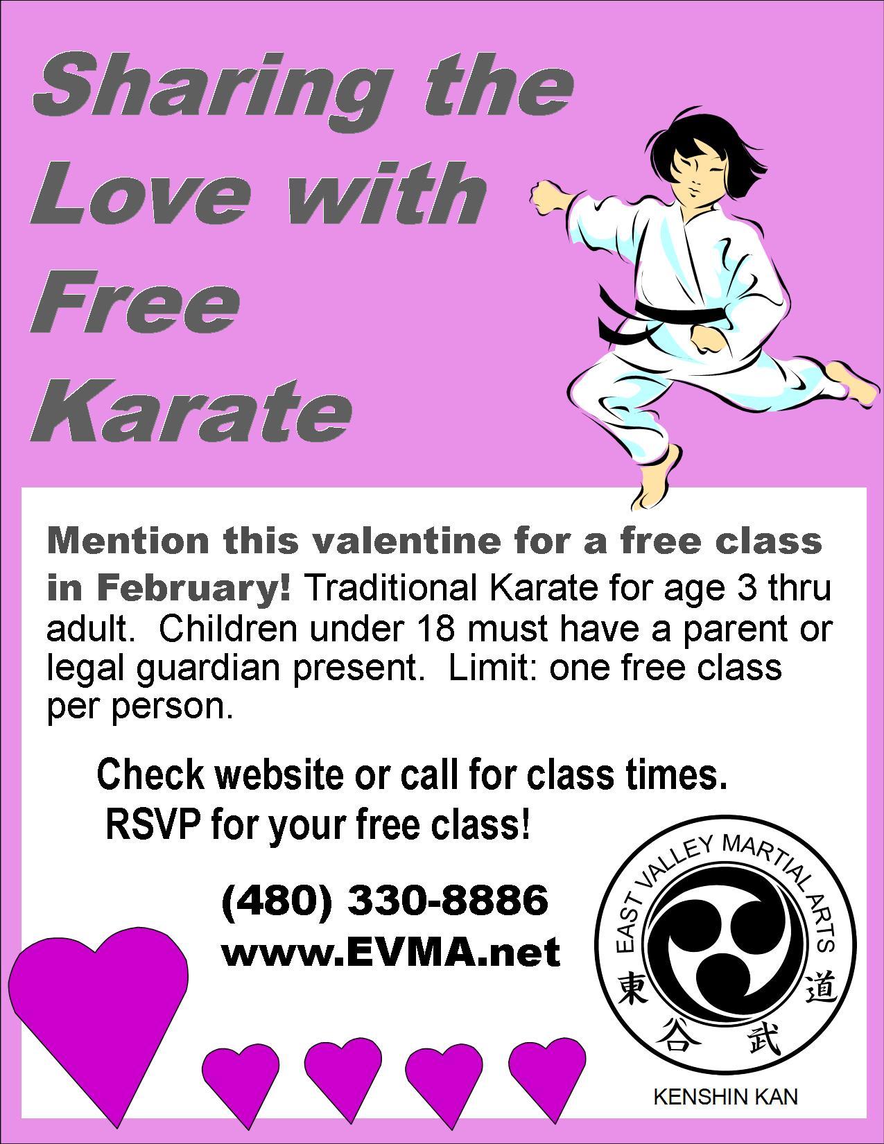 Valentines free class 19