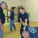 Ryukyu Kempo core principles in action