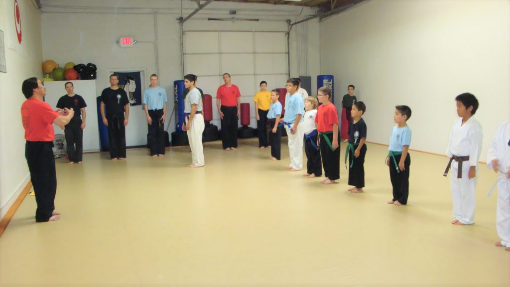 Core Principles reinforce lessons that parents want karate to teach kids