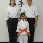 confidence in karate for girls