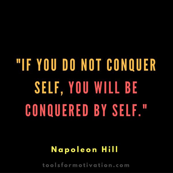 self-discipline is one of the secret teachings of karate