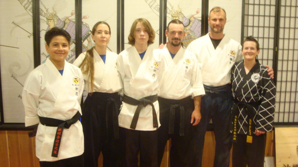 karate teaches fitness for all levels
