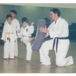 kids class in a gym brings down karate cost