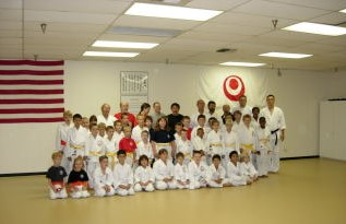 group training is more fun and dynamic and brings down the karate cost