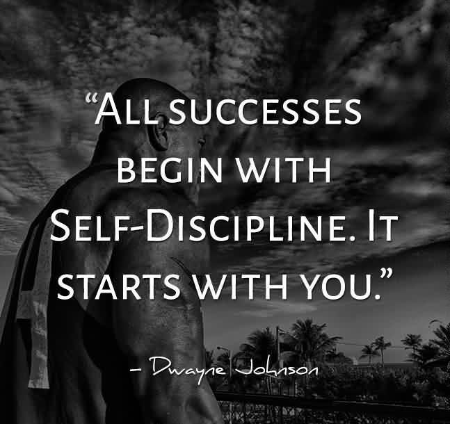 self-discipline is a way that karate helps you lose weight
