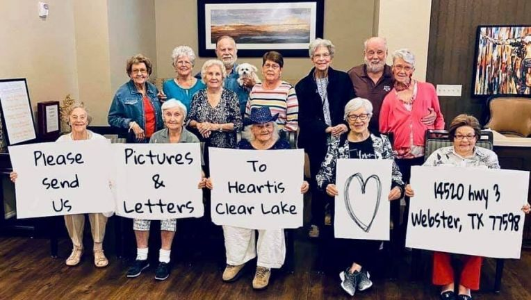 Heartis Clear Lake Nursing Home Residents